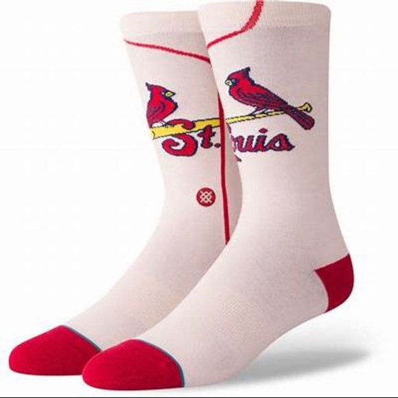 Stance St. Louis Cardinals Socks - NWT